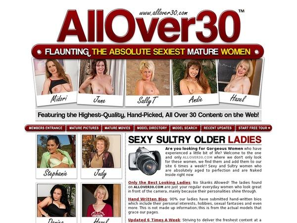 Allover30 Free Com